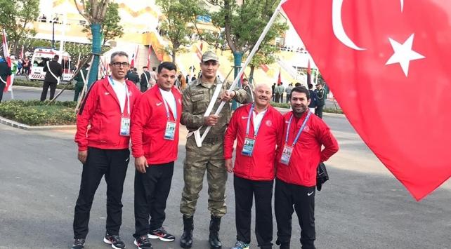 Dünya Askeri Olimpiyat Oyunlarının açılış töreni yapıldı