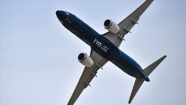 Boeing 737 Max test pilotlarının arızayı biliyordu iddiası