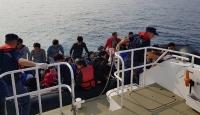 İzmir'de 173 düzensiz göçmen yakalandı