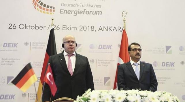 Almanya ile Türkiye 'enerjide' bulu?acak