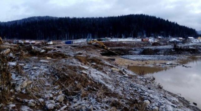 Rusyada baraj çöktü: 15 ölü