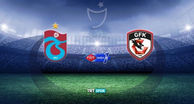 Trabzonspor Gaziantep'i konuk edecek