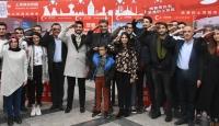 Çin'deki Türk öğrenciler Mehmetçiğe selam gönderdi
