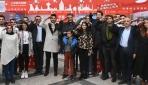 Çindeki Türk öğrenciler Mehmetçiğe selam gönderdi