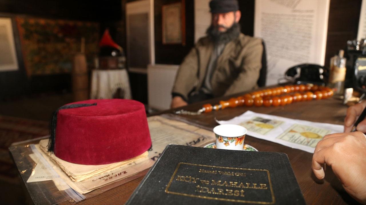 Kastamonuda Muhtarlar Müzesi kuruldu