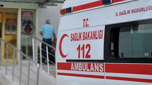 Diyarbakırda minibüs devrildi: 2 ölü, 5 yaralı