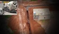 Fırat'ın doğusundaki terör tünelleri