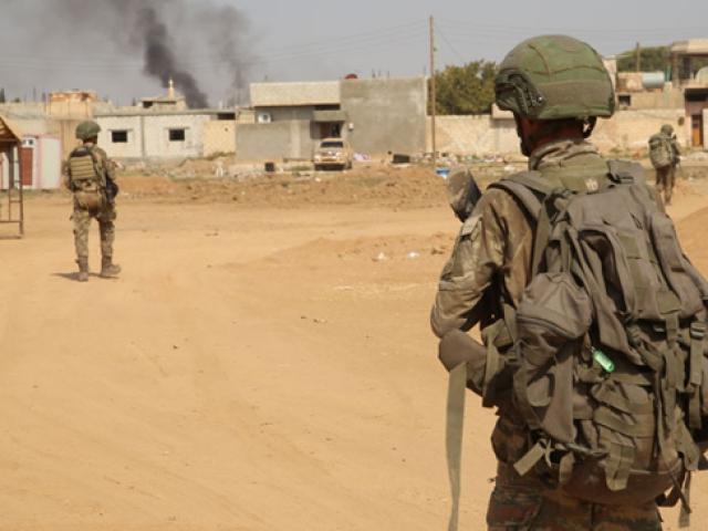 Rasulayn'da PKK/YPG cephaneliği ele geçirildi