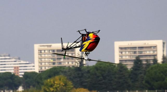 Bursa Model Uçak ve Havacılık Festivali başladı