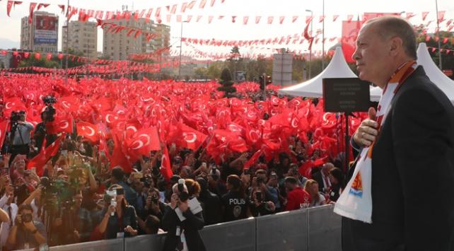 Cumhurbaşkanı Erdoğandan 120 saat uyarısı