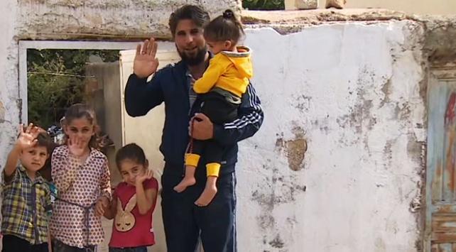 Barış Pınarı Harekatı Tel Abyadlı El Hacı ailesinin umudu oldu