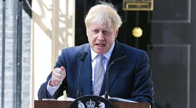 Johnson ABden imzasız mektupla Brexit ertelemesi istedi