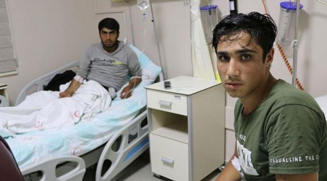 Yunanistanın yaralı düzensiz göçmenleri zorla Türkiyeye gönderdiği iddiası