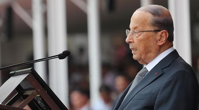 Lübnan Cumhurbaşkanı Avndan ülkesindeki krizi çözme vaadi