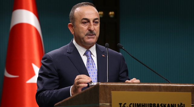 Dışişleri Bakanı Çavuşoğlu: Terör örgütü bizi kışkırtmak için taciz atışları yapıyor
