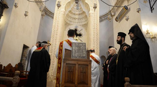Azınlık cemaatleri temsilcilerinden Mehmetçik için dua