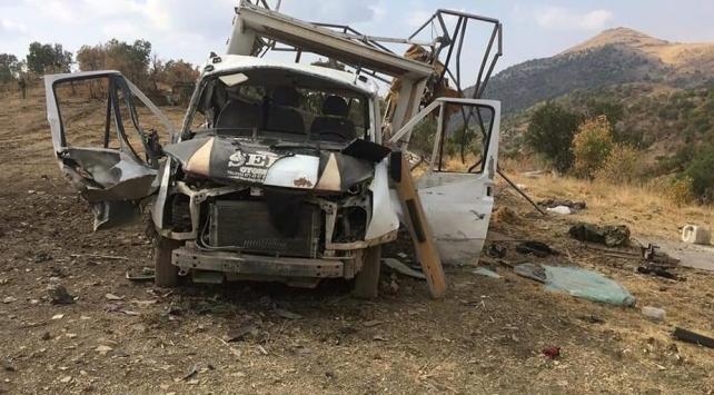 PKKlı teröristler odun toplayan köylülere saldırdı: 4 yaralı