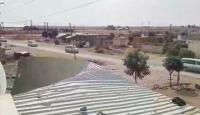 PKK/YPG'li teröristlerin çekilmesi TSK'nın yakın takibinde