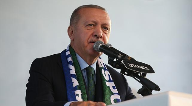 Cumhurbaşkanı Erdoğan: Barış Pınarı Harekatında 9 gün içinde 765 terörist etkisiz hale getirildi