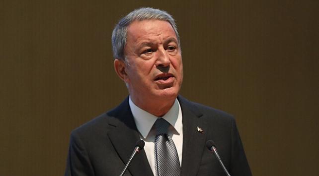 Milli Savunma Bakanı Akar: Terör örgütü süreçte şu ana kadar 30 ihlal yaptı