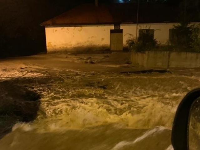 Şiddetli yağış sel ve heyelana yol açtı: 1 kişi hayatını kaybetti