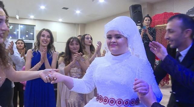 Down sendromlu Rabia'nın hayalleri gerçek oldu
