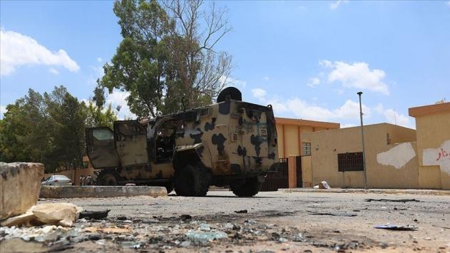 Libyada Trablus güçleri Haftere karşı ilerliyor