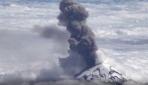 Popocatepetl Yanardağı havadan görüntülendi