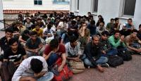75 bin düzensiz göçmen sınır dışı edildi