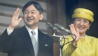 """Japonya'nın 126. İmparatoru Naruhito """"kasımpatı tahtına"""" oturuyor"""