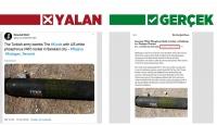 Libya'daki fosfor bombasını harekatta kullanılmış gibi çarpıttılar