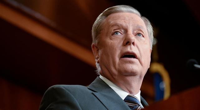 Lindsey Graham bir kez daha ağız değiştirdi