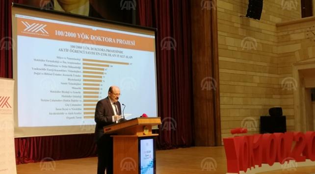 Türk bilim hayatına 4 binin üzerinde doktoralı katılacak