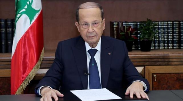"""Lübnan Cumhurbaşkanından """"bakanların banka hesap gizliliği kaldırılsın"""" talebi"""