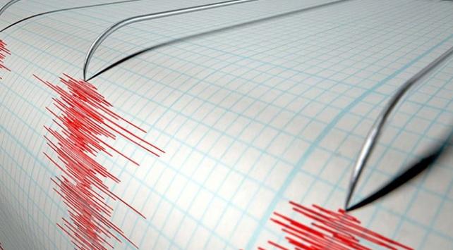 İranda 5,6 büyüklüğünde deprem