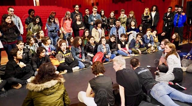 Anadolu Üniversitesi Uluslararası Tiyatro Festivaline yoğun ilgi