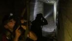 Tel Abyadda teröristlerin kaçış tünelleri ortaya çıkarıldı
