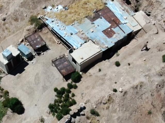 Rasulayn'da teröristler brandalarla saklanmaya çalışmış