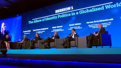 TRT World Forum'da küresel riskler ele alındı