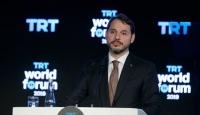 Bakan Albayrak: Türkiye ekonomisi iç ve dış şoklara karşı ciddi direnç gösterdi