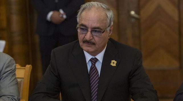 Libyada savcılıktan Hafter için yakalama emri