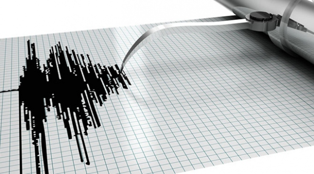 Endonezyada 5,5 büyüklüğünde deprem