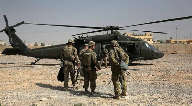 ABD Afganistan'daki asker sayısını azaltmış