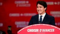 Kanada'da federal seçimlerin galibi Trudeau