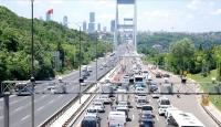 Köprü ve otoyollardan 9 ayda 1,4 milyar lira gelir