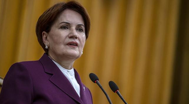 İyi Parti Genel Başkanı Akşenerden güvenli bölge açıklaması