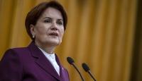 İyi Parti Genel Başkanı Akşener'den 'güvenli bölge' açıklaması
