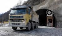 Yeni Zigana Tüneli'nde ışığa son 11 kilometre