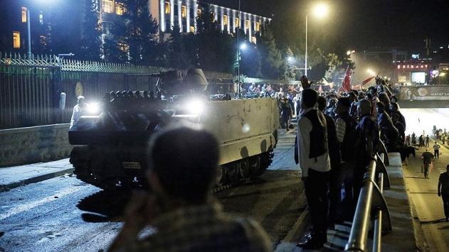 FETÖnün askeri yargı yapılanması davasında mütalaa açıklandı