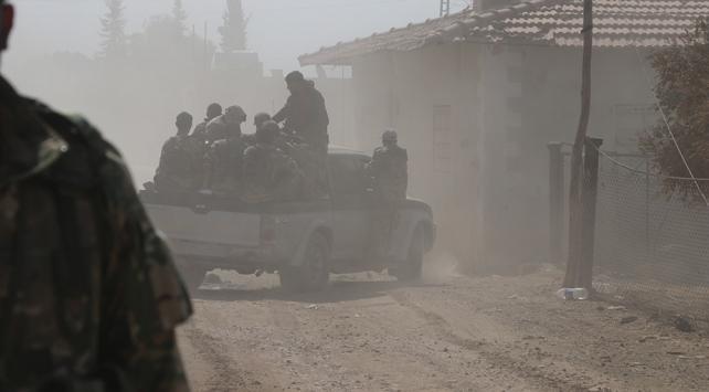 Teröristler Suriye Milli Ordusuna saldırdı: 3 şehit, 18 yaralı